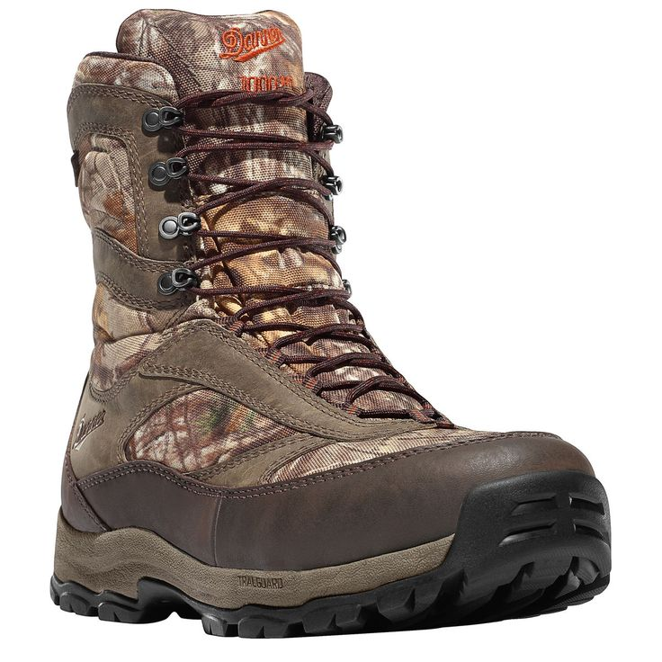 Danner Womens High Ground Camo Insulated Boot