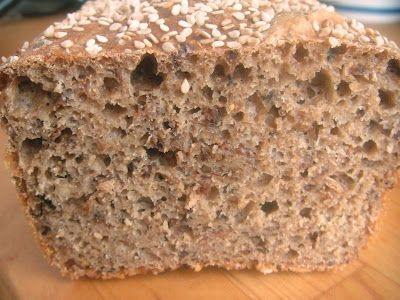 Herkkusuun lautasella-Ruokablogi: Vaalea olutmallasvuokaleipä
