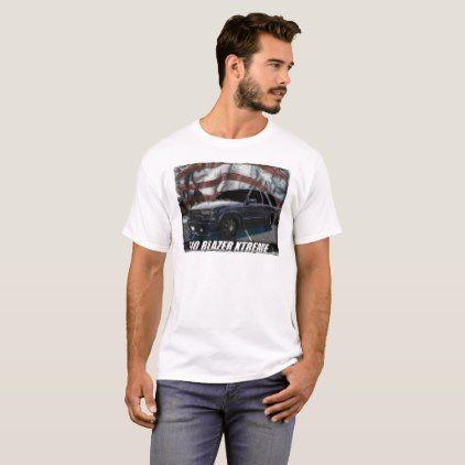 2002 S10 Blazer Xtreme T-Shirt - classic gifts gift ideas diy custom unique