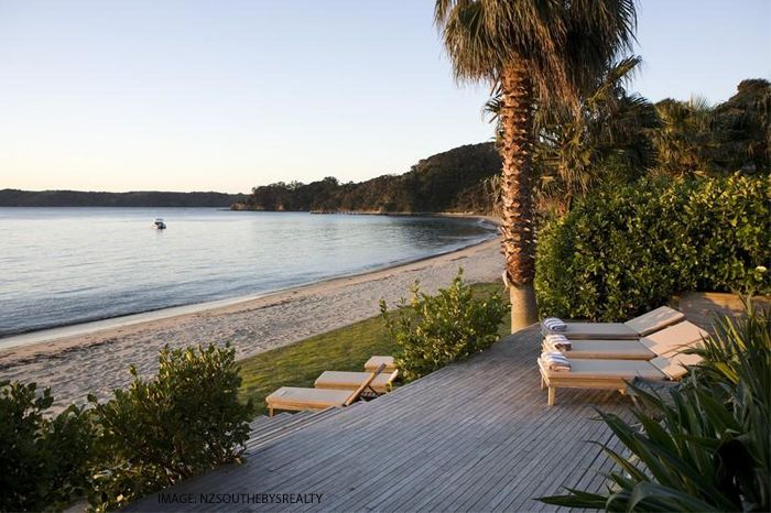 Simply beautiful. The Beach House Resort – Kawau Island, Hauraki Gulf. http://trulyandmadly.co.nz