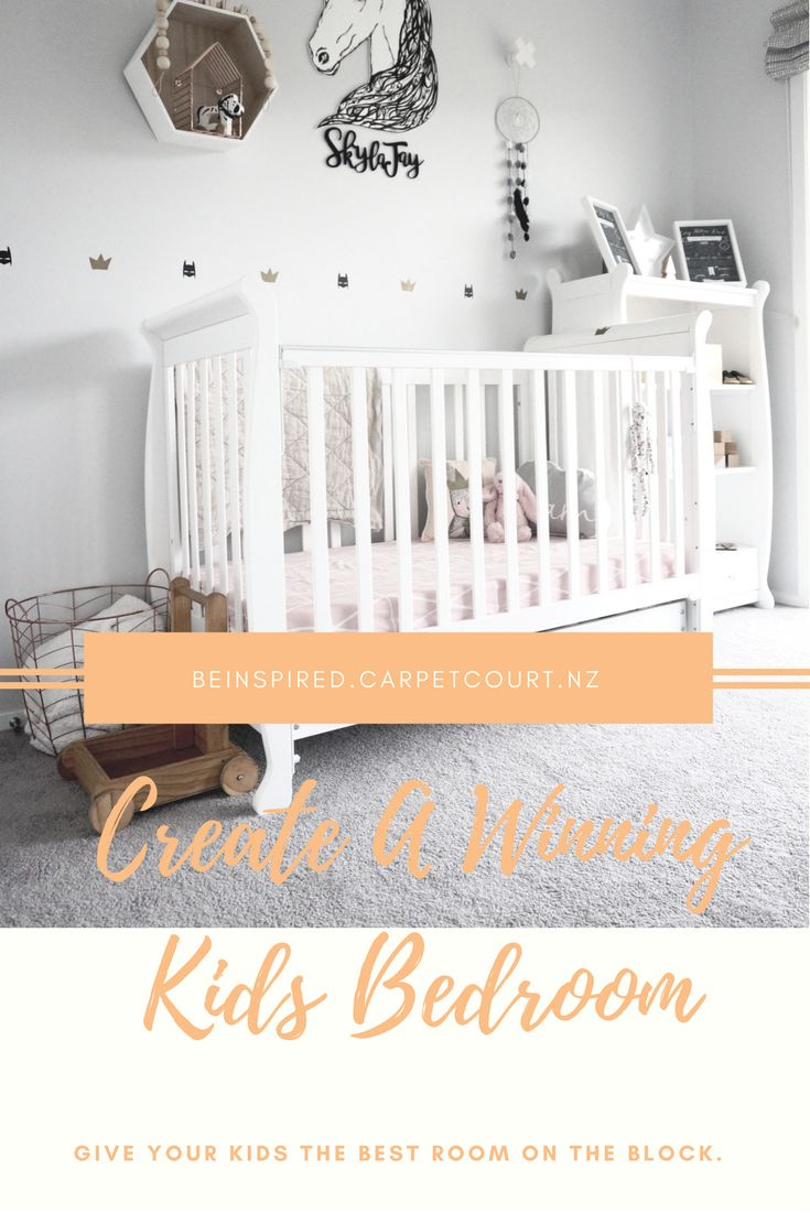 Head over to our blog to see how you can create a winning kids bedroom