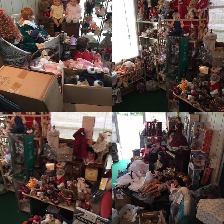 I am #Working the #estate #sell at Linn's --- y'all need some #dolls come on over !! Address is 75 Majorca dr winter springs fl 32708. #westphd #westkirkley #sell #collectors  #sewing #dollmaking