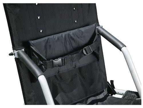 Wenzelite Lateral Support And Scoli Strap For Wenzelite Trotter Mobility Rehab Stroller, Black  Use this adjustable and removable strap with the #Trotter #mobility #chair to provide lateral support for the user. It can also be pulled to one side for scoliosis correction.