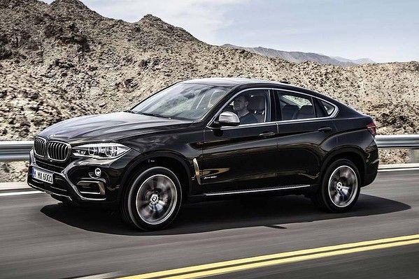 BMW F16 X6 2015