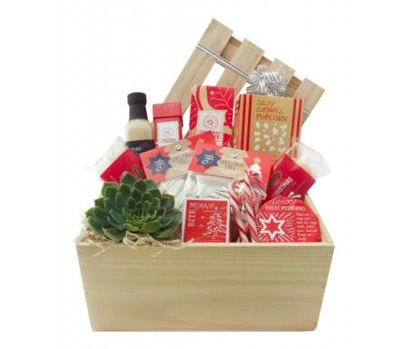Santa's Stash from Tree Gifts - delivered to your loved one's door!