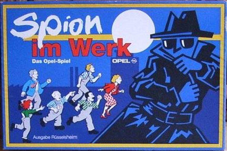 Spion Spiele