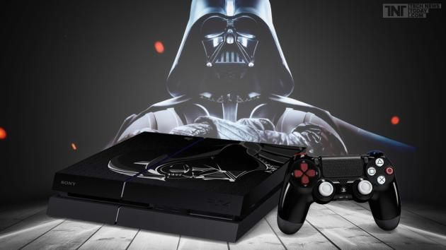 Sony Corp (ADR) Announced A Darth Vader Themed Star Wars PS4 Bundle
