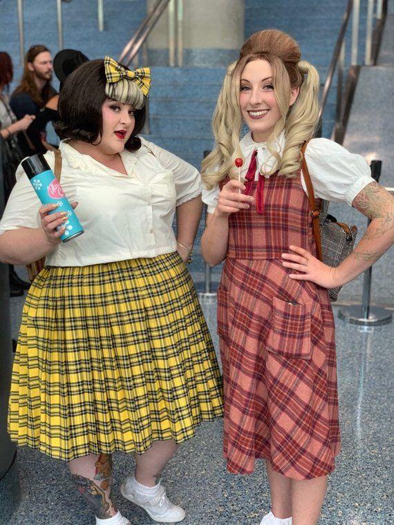 Tracy Turnblad Hairspray Broadway Movie Adult Costume Wig