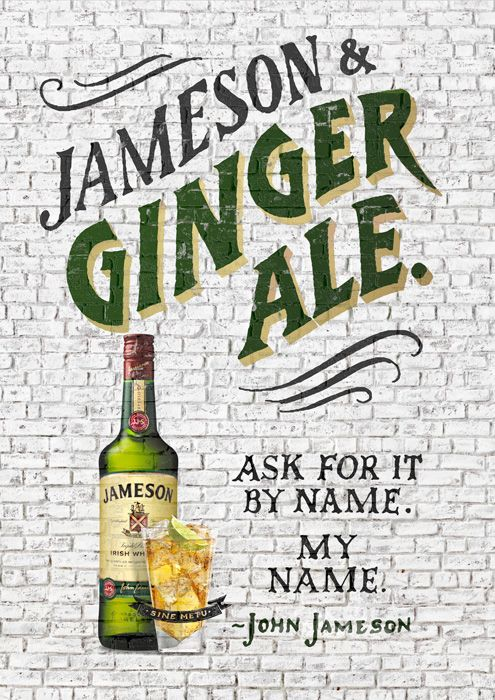 Jameson Irish Whiskey - Jon Contino, Alphastructaesthetitologist