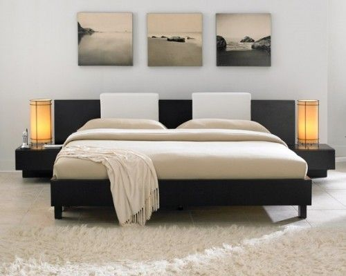 15 low profile sleeping surfaces of platform beds asian bedroommodern