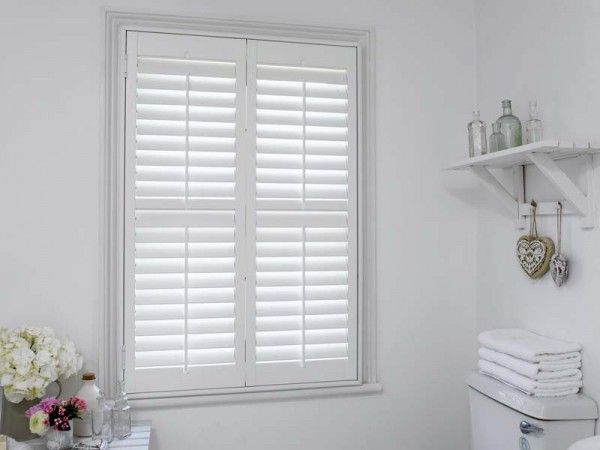 36 best ideas about bali window shutters on pinterest for Indoor wood shutters white