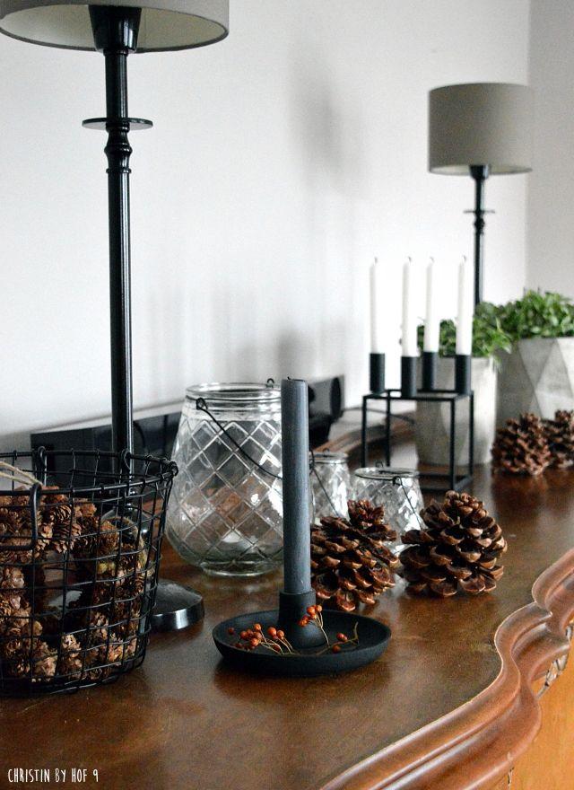 Weihnachtsbaum silber und weiß, Weihnachtsschmuck in silber, natürliche Weihnachtsbaumdeko, Weihnachtsbaumdekoration