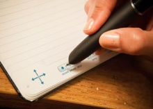 Cool gadget  This is not your average pen. Find out how the Echo Smartpen syncs audio with handwritten notes and digitizes them -- and learn a few tricks along the way. Read this blog post by Sharon Vaknin on How To. via @CNET