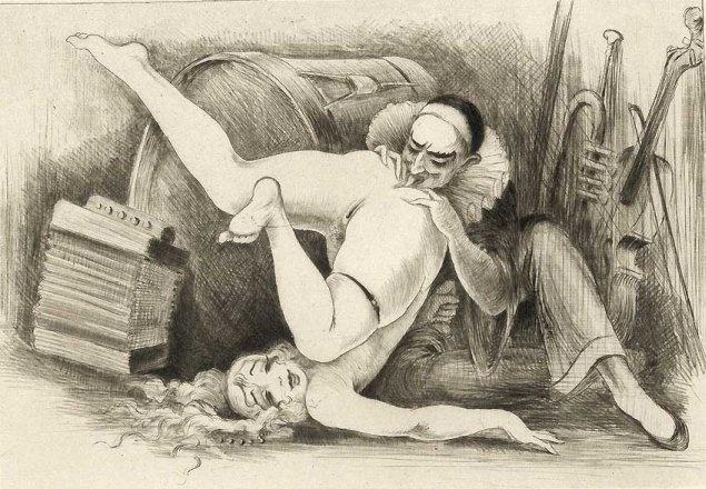 En da vid hu erotica