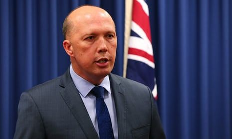 Peter Dutton says royal commission a chance to investigate union links to super funds  Immigration minister says banking royal commission regrettable but a 'good opportunity' to examine industry super funds