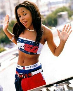 Aaliyah- I adored her. Still missing her.@Linda Bruinenberg Bruinenberg Bruinenberg Vickers
