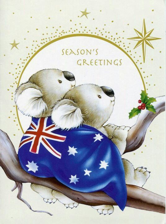 "Merry ""Aussie"" Christmas"