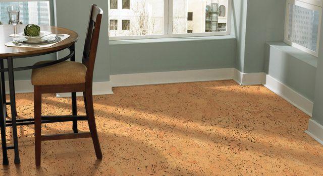 Suelos de corcho para el hogar. Resistentes y Ecológicos