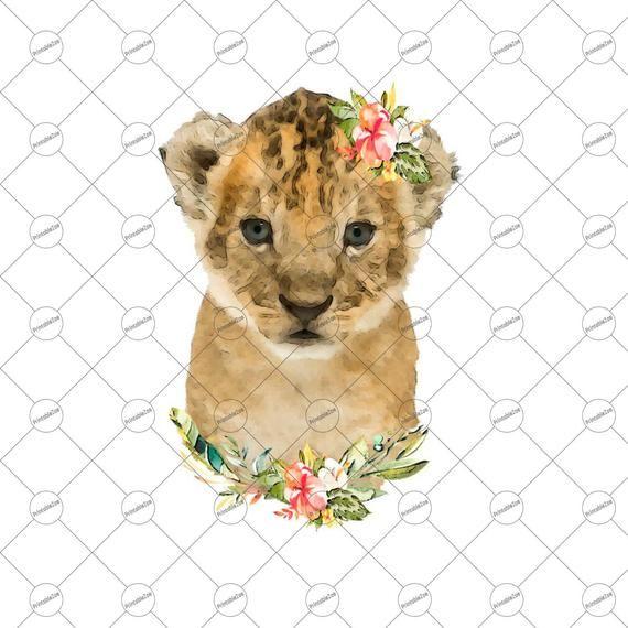 Sublimation Designs Download Baby Lion Clipart Baby Lion Png Etsy Animal Clipart Baby Animals Lion Clipart