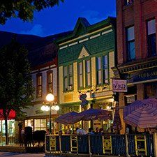 Baker Street, downtown Nelson (Baker Street, downtown Nelson (Picture BC photo)