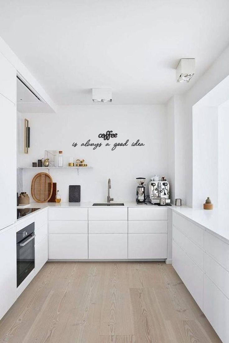 Riviera Backless Counter Stool In 2020 White Kitchen Design Modern Kitchen Cabinets White Kitchen