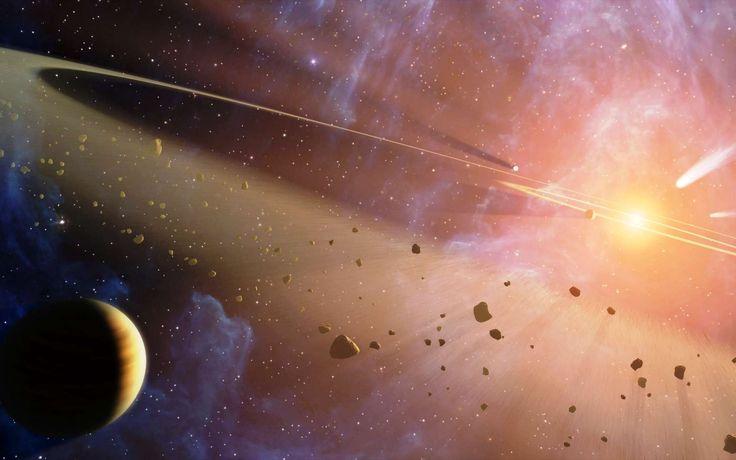 Origine de la ceinture d'astéroïdes : on a peut-être tout faux !  ||  Non, Jupiter n'a pas brisé dans l'œuf la formation d'une planète, conduisant à cet anneau de petits corps que l'on appelle la ceinture principale d'astéroïdes. Bien au contraire, cette région... http://www.futura-sciences.com/sciences/actualites/ceinture-asteroides-origine-ceinture-asteroides-on-peut-etre-tout-faux-68591/?utm_campaign=crowdfire&utm_content=crowdfire&utm_medium=social&utm_source=pinterest