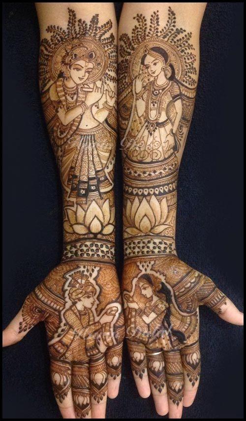 Harin Dalal Mehndi – 10 Best Designs By The Master Artist!