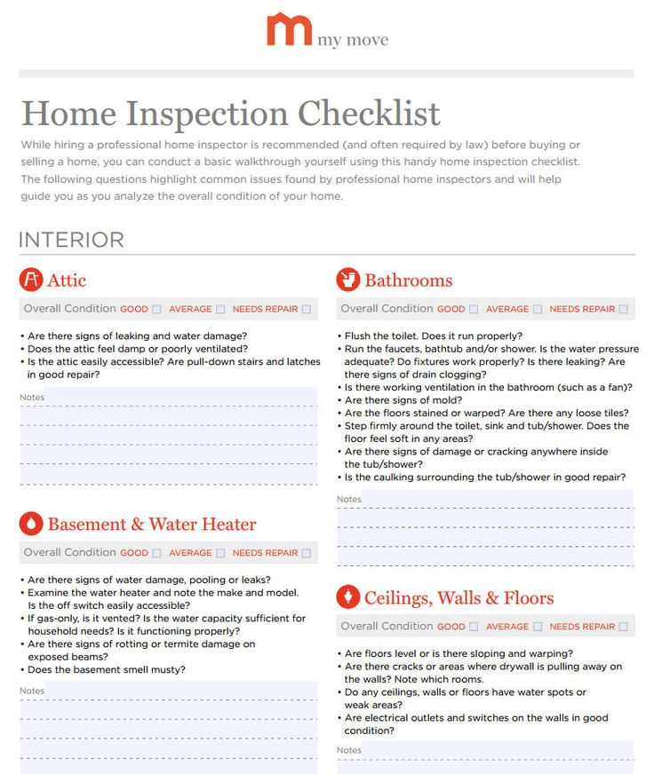 17 best ideas about Home Inspection – Home Inspection Checklist