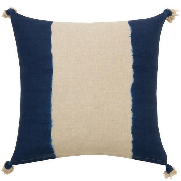 Ombre Indigo Cushion
