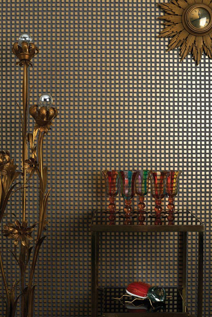 kuhles tapeten wohnzimmer metallic gallerie bild oder affaffb cole son mosaic