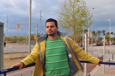 RAMÓN GRAU. Director of Photography: Felicidades Rafa Mesa . Rodando . Barcelona 2009