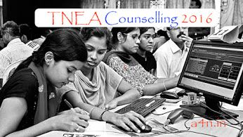 TNEA counselling schedule for Engineering admissions 2016, cut off-wise, date-wise visit: http://a4n.in/home/calendar