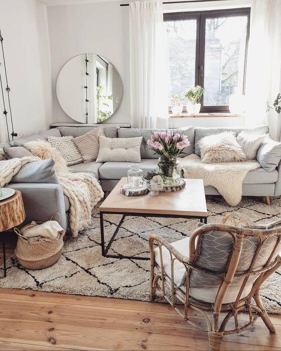 12 einfache Möglichkeiten, Ihr Wohnzimmer zu aktualisieren
