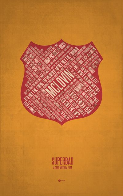 More Geeky Movie Quote Typographical PosterArt