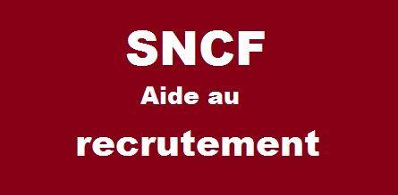 Recrutement SNCF : Alternance, Formation, Controleur...