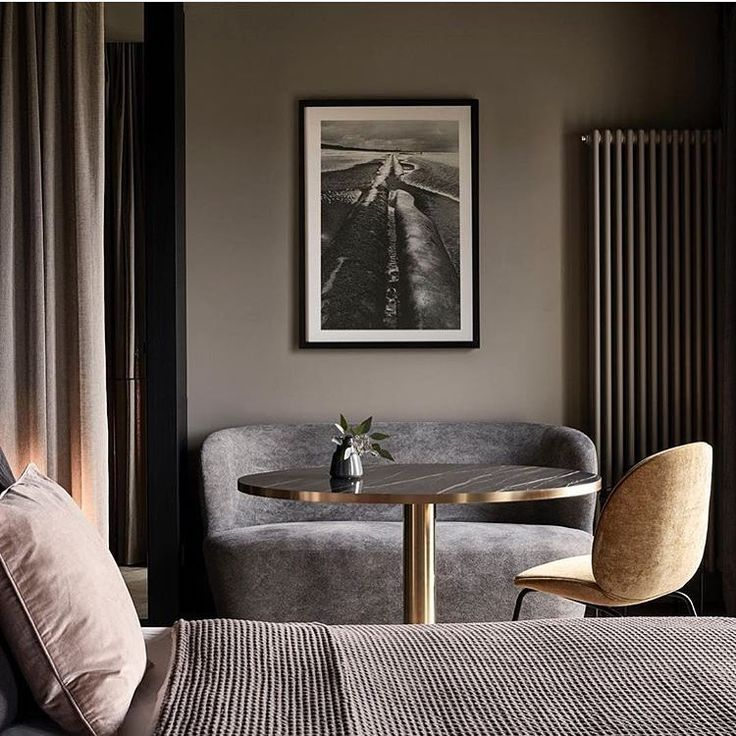 Ideal Mauritzhof Hotel in M nster with pieces from gubiofficial via metromodehome