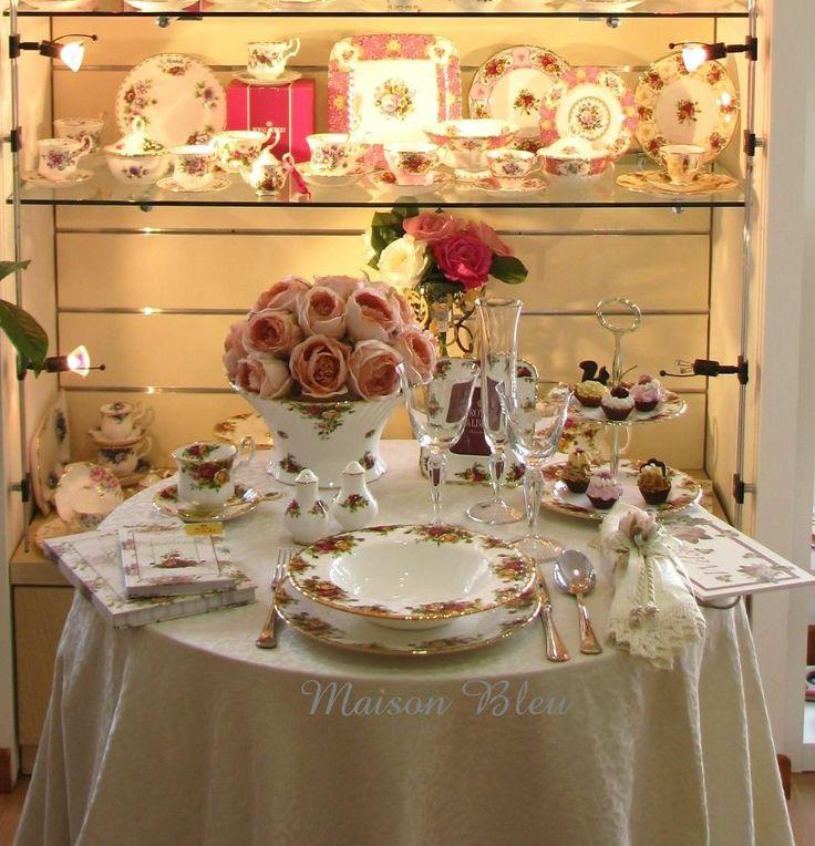 Royal Albert Tableware