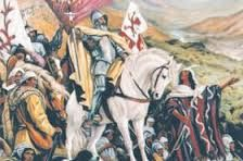 02 – Diego de Almagro el Mozo, según testimonios antiguos, fue un mestizo virtuoso y de corte señorial, tenía muy buenos modales, escribía y leía muy bien, era jinete gracioso y muy diestro en ambas sillas.