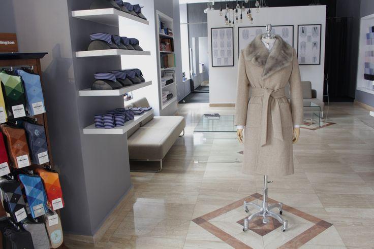 Mercer Szycie na Miarę - Poznań i Warszawa #mercerfashion #dormeuil #suit #moda damska #płaszcz #szycienamiare #Warszawa #Poznan
