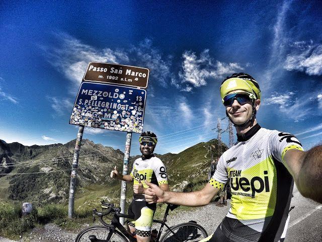 Team DuePi: Very, very good ride!!