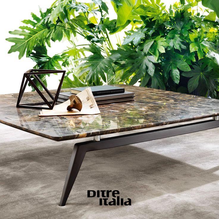 David table means unique style and great elegance! / Un tocco di classe senza tempo. Il tavolino David è sinonimo di stile unico ed eleganza.