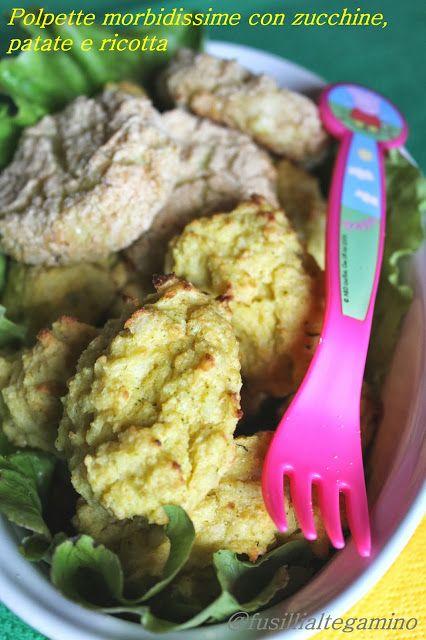 Polpette Morbidissime con Zucchine, Patate e Ricotta