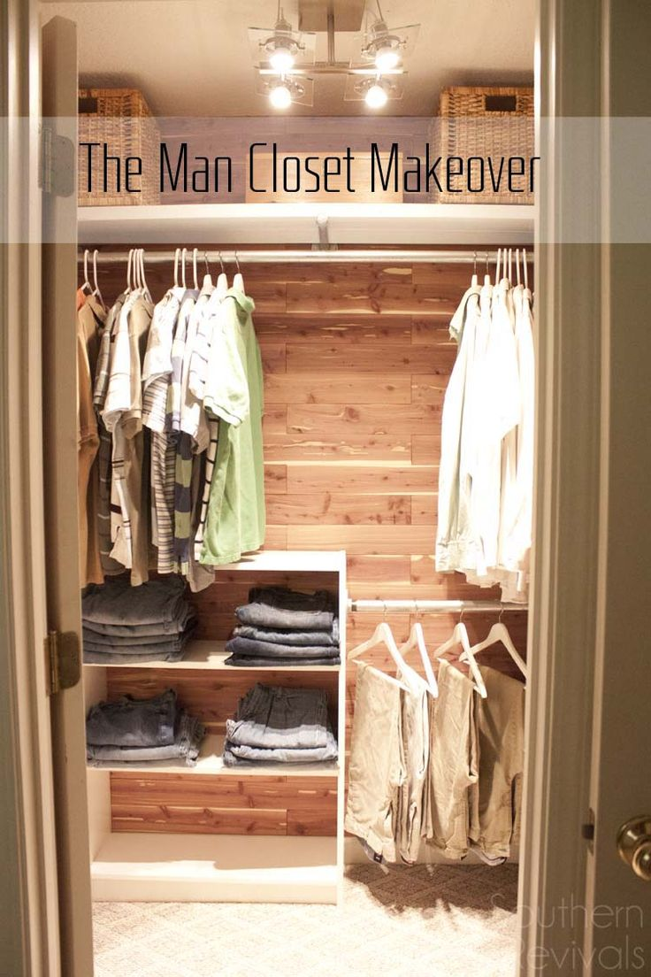 Closet Ideas Get 20 Man Closet Ideas On Pinterest Without Signing Up  Mens