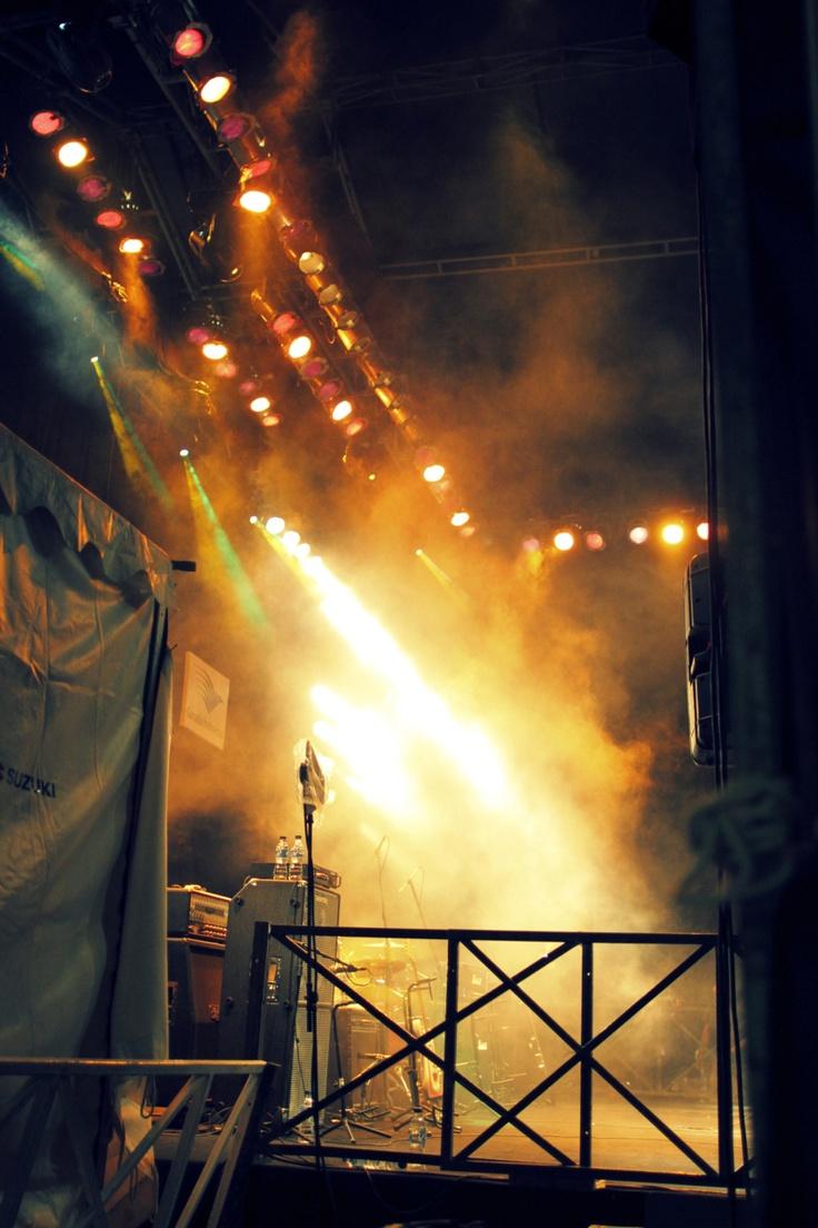 Empty stage. #JRL #jakarta