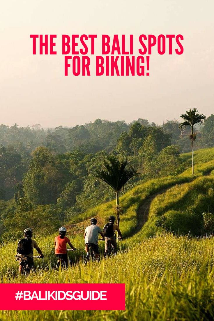 Explore Bali on two-wheels!