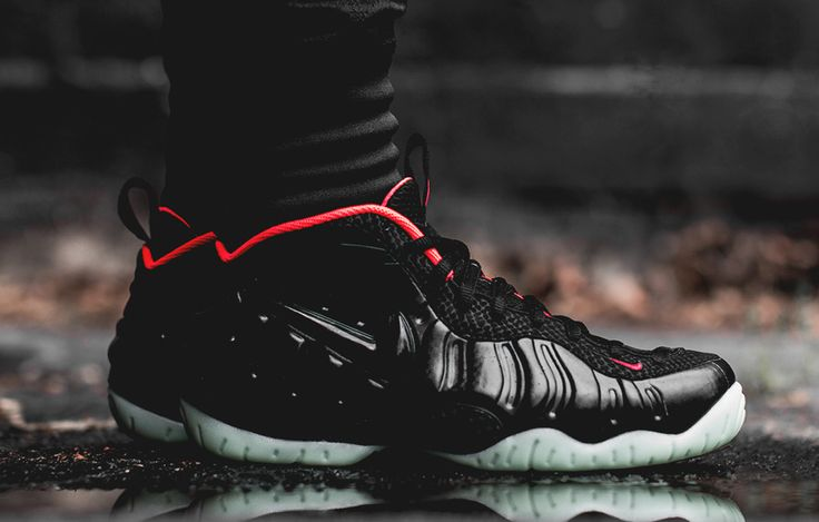 Releasing: Nike Air Foamposite Pro 'Solar Red' (Yeezy) Detailed Pics