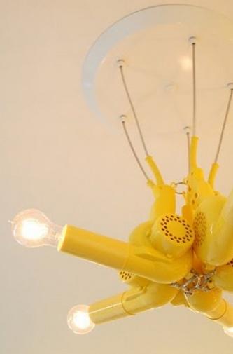 salon lighting ideas. hairdryer chandelier omg i will have this in my salon lighting ideas