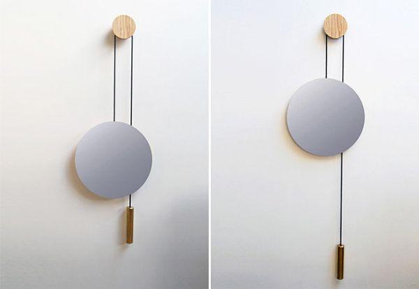6 thiết kế gương ấn tượng