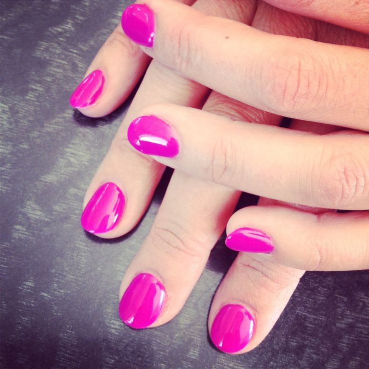 Summer Solstice pink #nails
