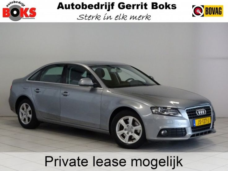 Audi A4  Description: Audi A4 1.8 TFSI PRO LINE CLIMATE CRUISE LED 16 INCH - 5284176-AWD  Price: 174.87  Meer informatie
